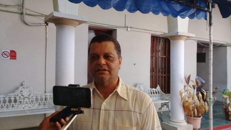 PERMISOS PARA GASOLINERA, ES POR SENER, DICE ALCALDE DE COSAMALOAPAN