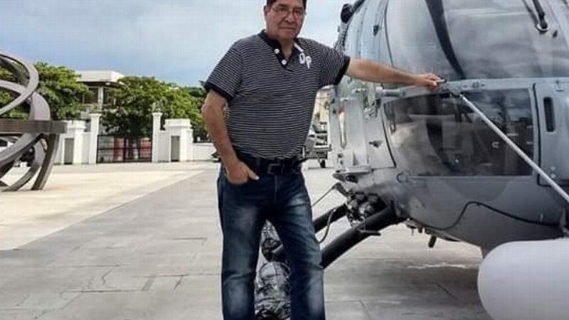 FALLECE PROMOTOR DE GLOBOS EN SAN ANDRÉS TUXTLA