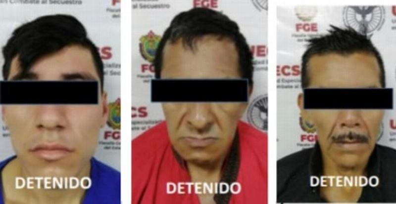 DETIENEN A SECUESTRADORES Y RESCATAN A VICTIMA EN MARTINEZ DE LA TORRE