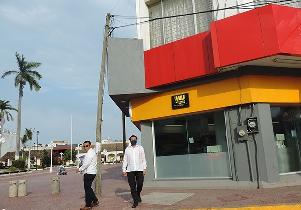 CUITLÁHUAC ANDUVO EN PARQUE DE COSAMALOAPAN Y LA CUENCA