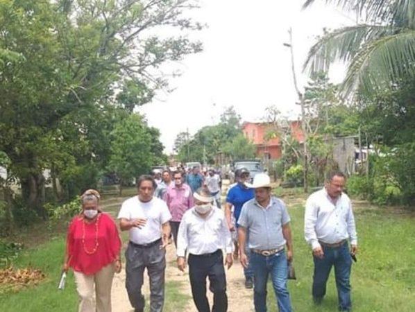 CIUDADANOS CONVOCAN A FRENTE, PARA EXIGIR MEJOR AGUA POTABLE EN TLACOJALPAN