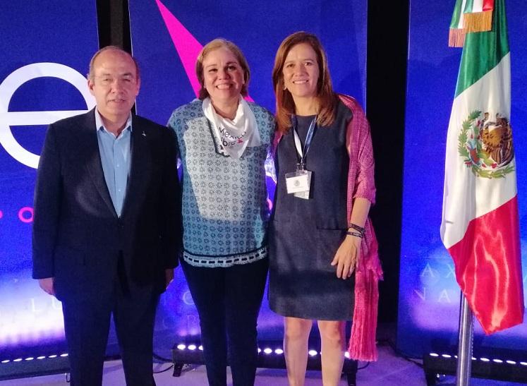 XÓCHITL RODRIGUEZ, PRIMERA MUJER EN PROYECTARSE POR ALCALDIA DE COSAMALOAPAN