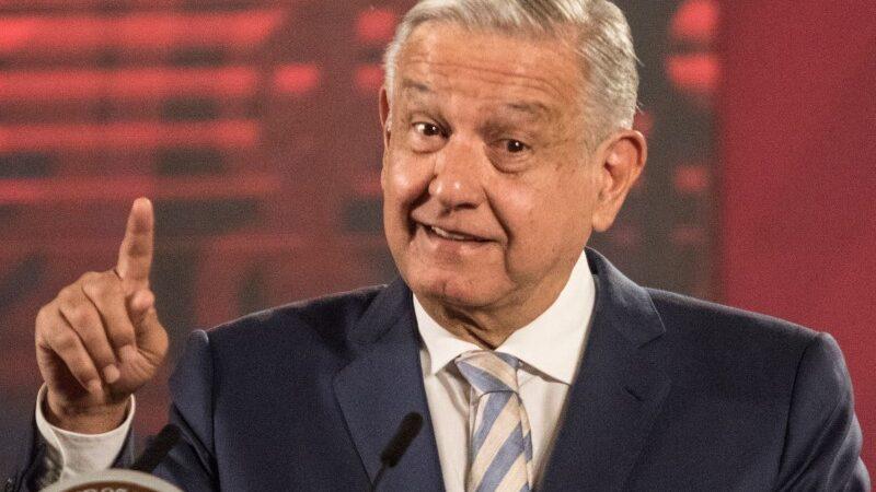 PAN PRESENTA INICIATIVA PARA QUE AMLO SE PRACTIQUE EXÁMENES MENTALES Y LOS HAGA PÚBLICOS