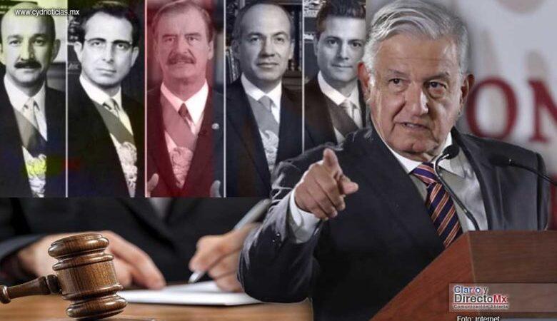 POR UNANIMIDAD, CORTE DECLARARÁ INCONSTITUCIONAL CONSULTA PARA EXPRESIDENTES: ABOGADO