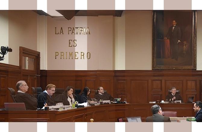 SCJN LE DA «PALO» A REFORMA ELECTORAL DE MORENISTAS DE VERACRUZ