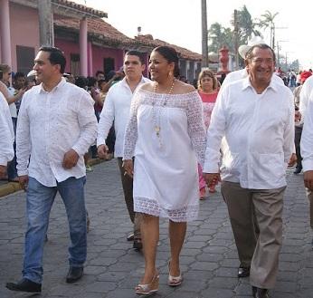 ESPOSA DEL EX ALCALDE PANISTA DE TLACOTALPAN, HOMERO GAMBOA, NIEGA ASPIRAR A LA PRESIDENCIA