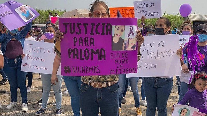 «PALOMA» LA JOVEN ASESINADA DE ACULA EN IXMATLAHUACAN, SOÑABA CON PONER SALÓN DE BELLEZA