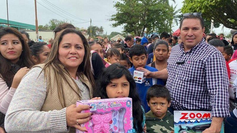 ¡FELICIDADES A PACO MOLINA, EL MEJOR ALCALDE DE CARLOS A. CARRILLO!