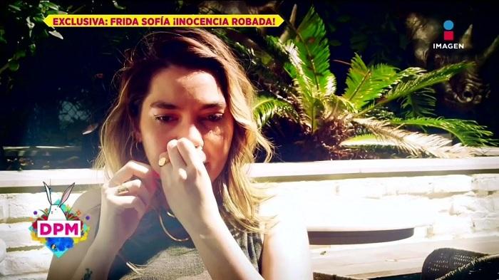 FRIDA SOFÍA REVELA QUE PERDIÓ VIRGINIDAD POR ABUSO DE UN 'NOVIO' DE ALEJANDRA GUZMÁN