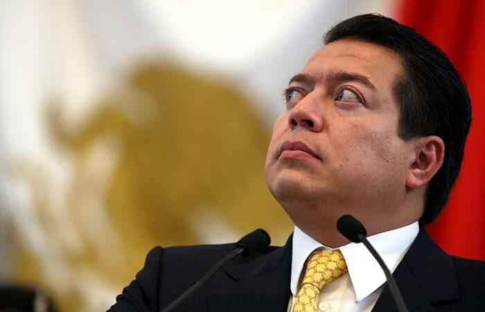 DELGADO DICE QUE SOLO LE TOCÓ BUSCAR FINANCIAMIENTO DE LÍNEA 12 DEL METRO