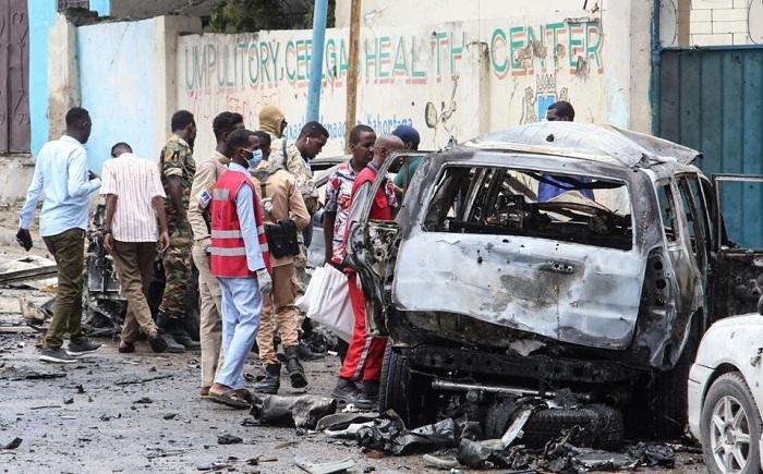 AL MENOS 8 MUERTOS DEJA ATENTADO SUICIDA EN SOMALIA