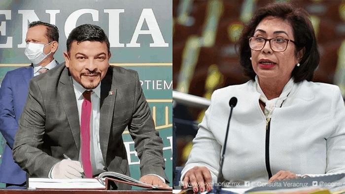 CAZARIN ACUSA CORRUPCIÓN EN ORFIS Y LO RETA DELIA