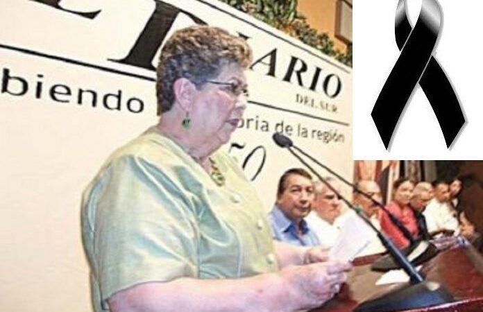 DE DON ARTURO REYES, IN MEMORIAN A DOÑA YOLANDA